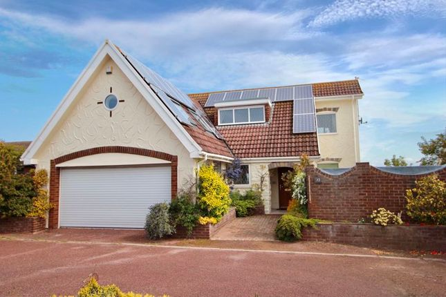 Thumbnail Detached house for sale in Penrhyn Beach East, Penrhyn Bay, Llandudno