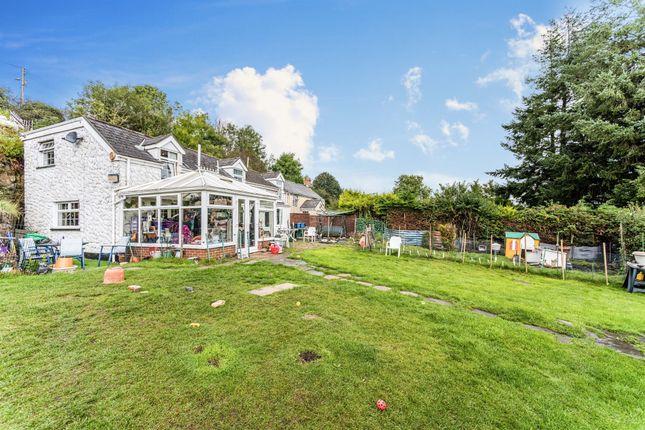 4 bed detached bungalow for sale in Winchfawr, Heolgerrig, Merthyr Tydfil CF48