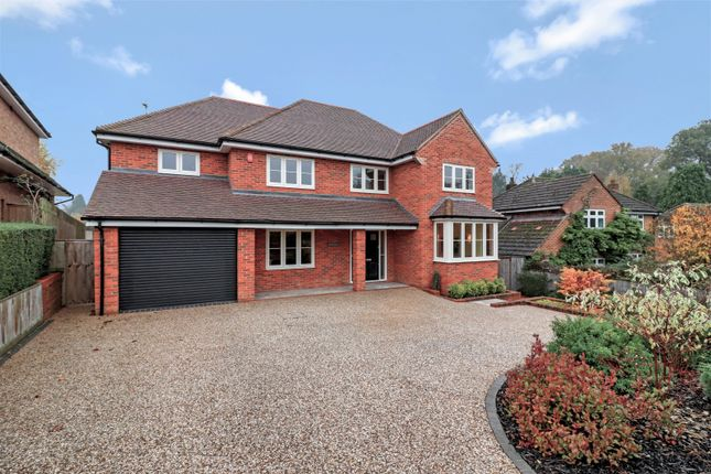 Thumbnail Detached house for sale in Mill Lane, Chalfont St Giles