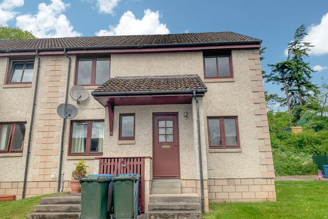 Thumbnail Flat for sale in Tulloch Square, Dingwall