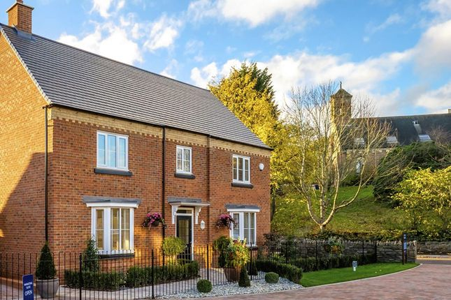 "Thumbnail Detached house for sale in ""Henley"" at St. Lukes Road, Doseley, Telford"