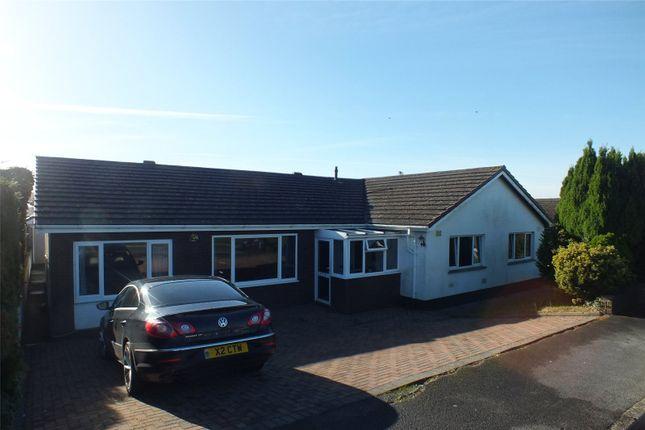 Thumbnail Detached house for sale in Arthur Morris Drive, Pembroke Dock, Pembrokeshire