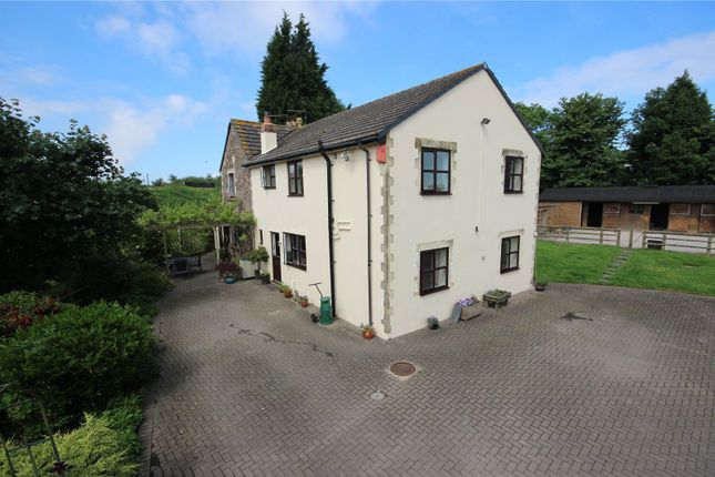 Detached house for sale in Fir Tree House, Shaymoor Lane, Pilning