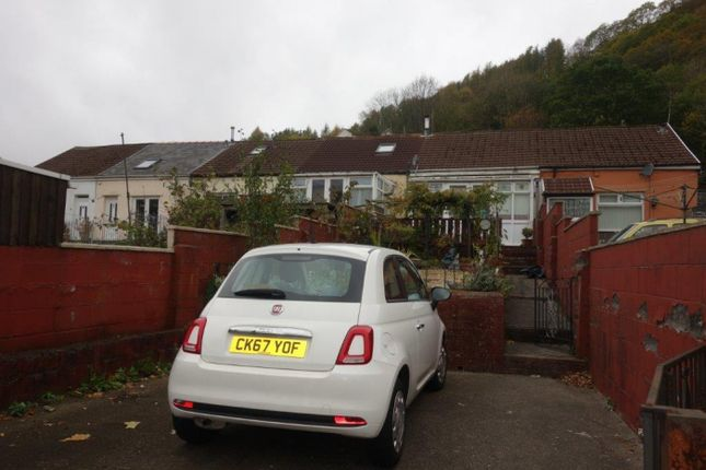 Thumbnail Bungalow for sale in Station Terrace, Llwynypia