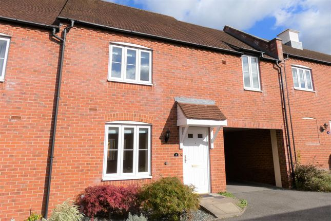Thumbnail Terraced house for sale in Griffith Close, Bishopton, Stratford-Upon-Avon