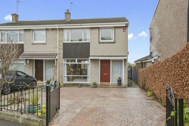3 bed semi-detached house for sale in 16 Orchard Brae Avenue, Orchard Brae, Edinburgh EH4