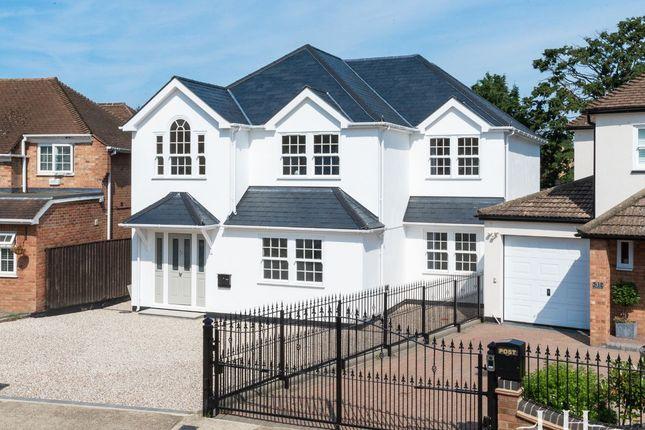 Thumbnail Detached house for sale in Nelmes Crescent, Emerson Park, Hornchurch
