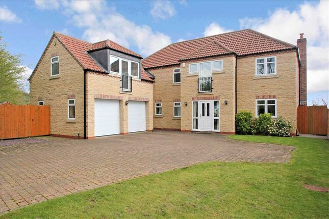 Thumbnail Detached house for sale in Station Road, Waddington, Lincoln
