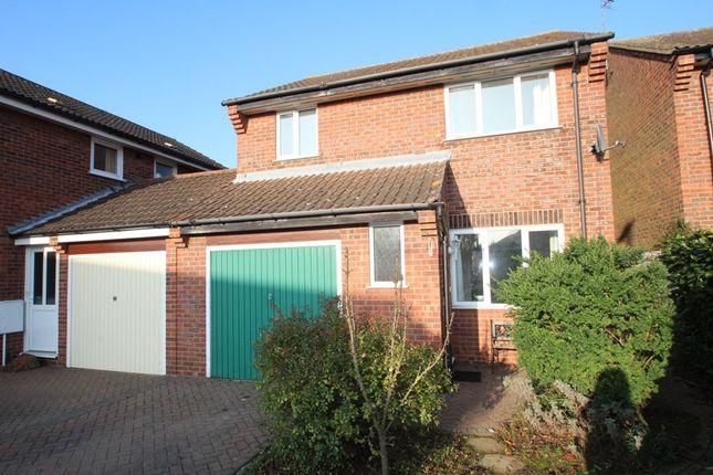 Thumbnail Detached house to rent in Crane Street, Brampton, Huntingdon