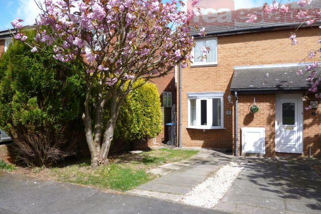 Thumbnail Terraced house to rent in Croxdale Grove, Bishop Auckland