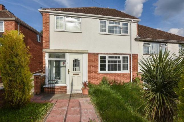 Thumbnail Semi-detached house for sale in Adelaide Road, High Wycombe