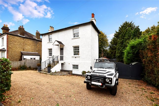 Thumbnail Detached house for sale in North Cray Road, Bexley, Kent