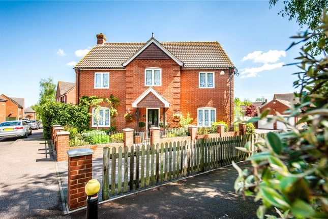 Thumbnail Detached house for sale in Maylam Gardens, Sittingbourne, Kent