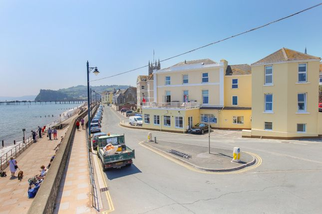 Thumbnail Flat for sale in Eastcliffe Court, Mere Lane, Teignmouth