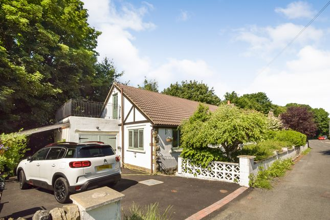 Thumbnail Detached bungalow for sale in Windhill Old Road, Bradford