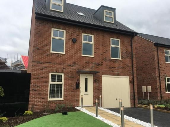 Thumbnail Detached house for sale in High Street, Linton, Swadlincote, Derbyshire