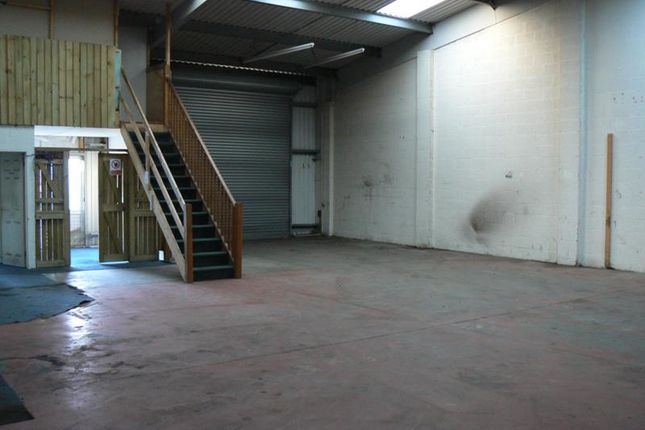 Thumbnail Commercial property to let in Honeyborough Industrial Estate, Neyland, Milford Haven