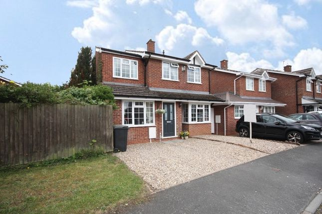 Detached house for sale in Hughes Close, Harvington