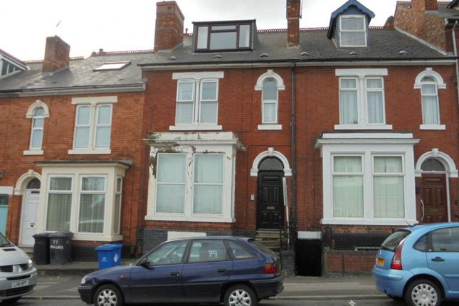 Thumbnail Flat to rent in 1 Bedroom Flat, Mill Hill Lane, Derby Centre