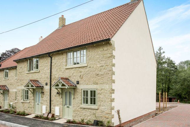 Thumbnail End terrace house for sale in Factory Hill, Bourton, Gillingham