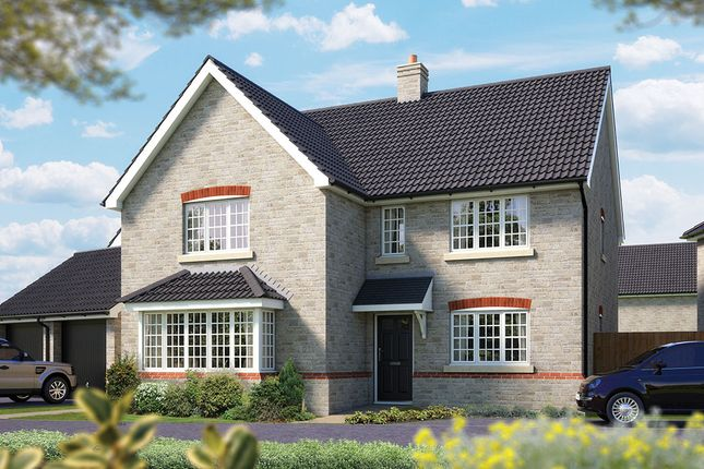"Thumbnail Detached house for sale in ""The Arundel"" at Cleveland Drive, Brockworth, Gloucester"