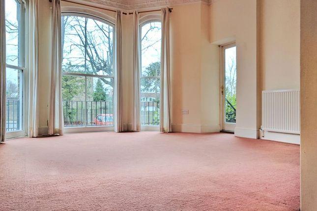 Thumbnail Flat to rent in Selborne Road, Croydon