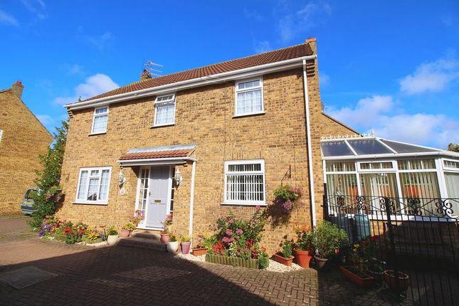 Thumbnail Detached house for sale in Grange Court, Irton, Scarborough
