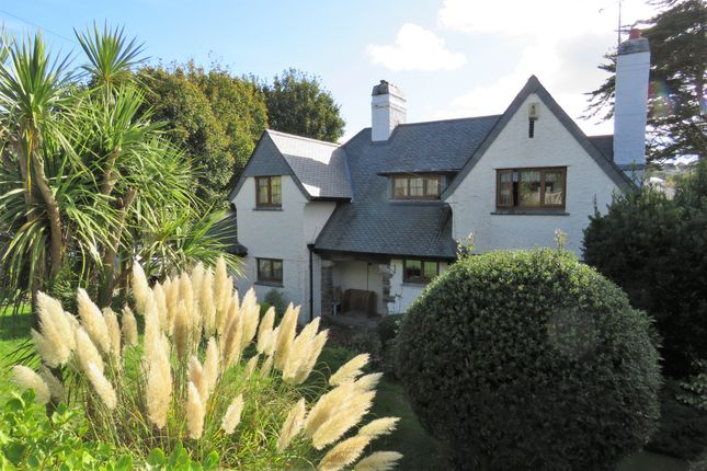 Thumbnail Detached house for sale in Tregolls Road, Truro