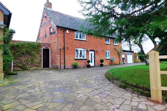 Thumbnail Detached house for sale in Whiston, Penkridge, Stafford