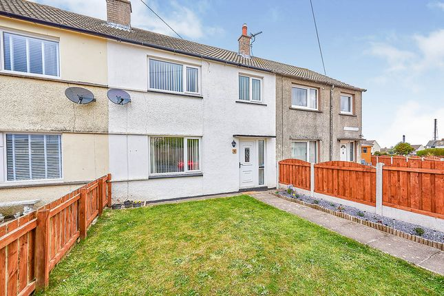 3 bed terraced house for sale in Brookfield Avenue, Wigton, Cumbria CA7