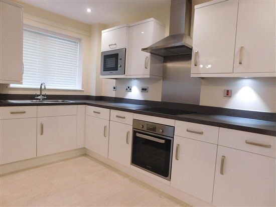 Thumbnail Flat for sale in Park Lodge, Rutherford Drive, Bolton