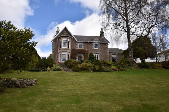 Thumbnail Detached house for sale in Gordon Road, Crieff