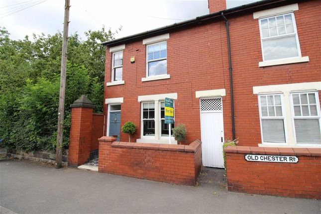 Thumbnail End terrace house for sale in Old Chester Road, Chester Green, Derby