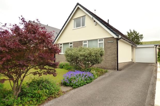 Thumbnail Detached bungalow for sale in Meadowcroft, Nether Kellet, Carnforth