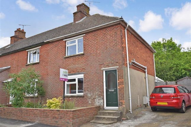 Thumbnail End terrace house for sale in Penns Road, Petersfield, Hampshire