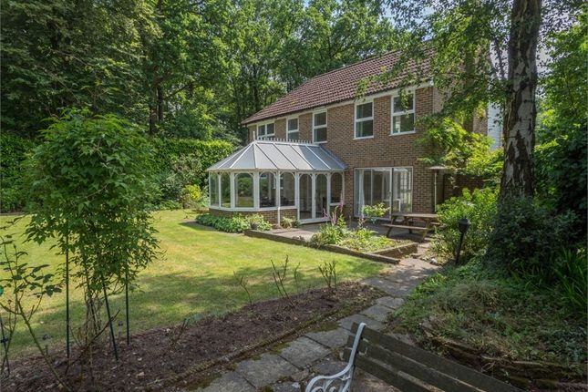 Thumbnail Detached house to rent in Heatherside Gardens, Farnham Common, Buckinghamshire