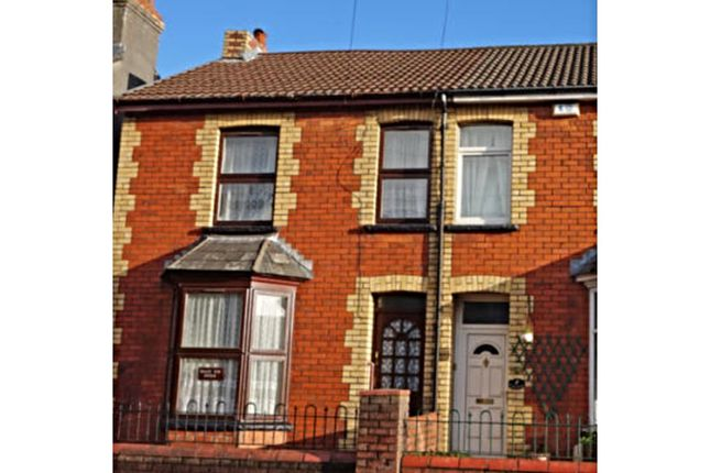 Thumbnail Semi-detached house for sale in Commercial Street, Hengoed