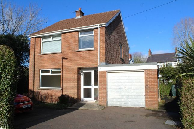 Thumbnail Detached house to rent in Grahamsbridge Park, Dundonald, Belfast