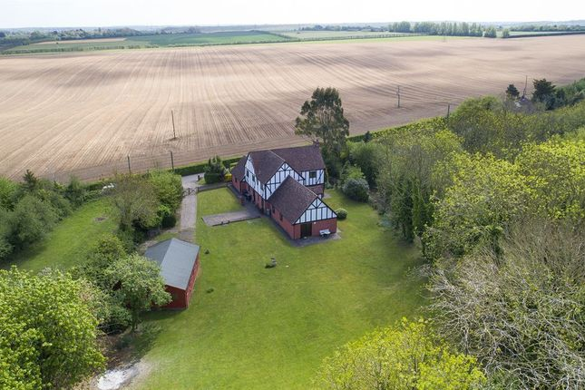 Thumbnail Detached house for sale in Iffin Lane, Canterbury