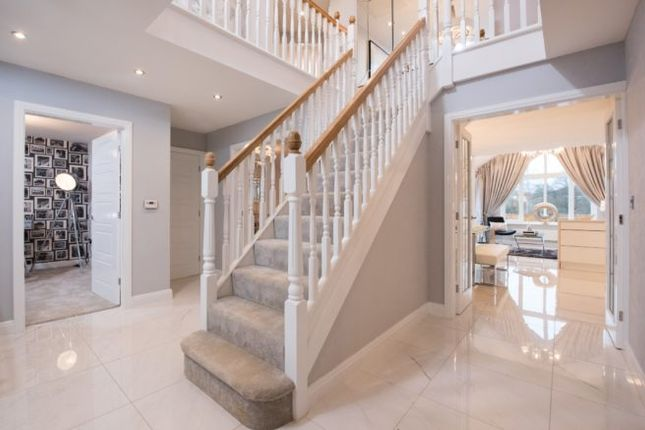"""5 bedroom detached house for sale in """"The Dunstanburgh"""" at Shireoaks Common, Shireoaks, Worksop"""
