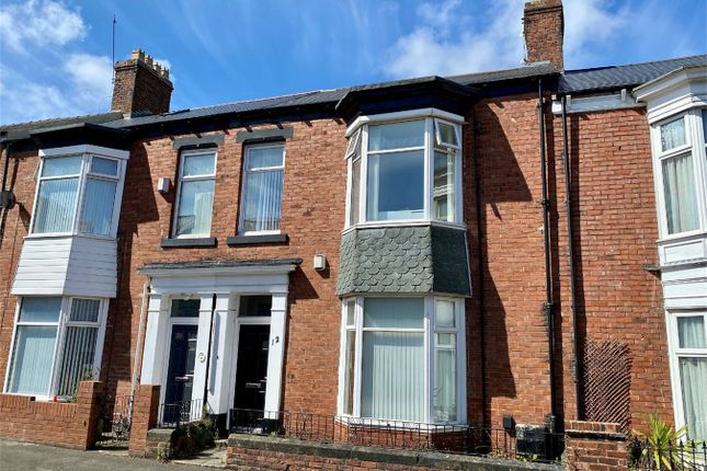 Thumbnail Terraced house for sale in Otto Terrace, Thornhill, Sunderland, Tyne And Wear
