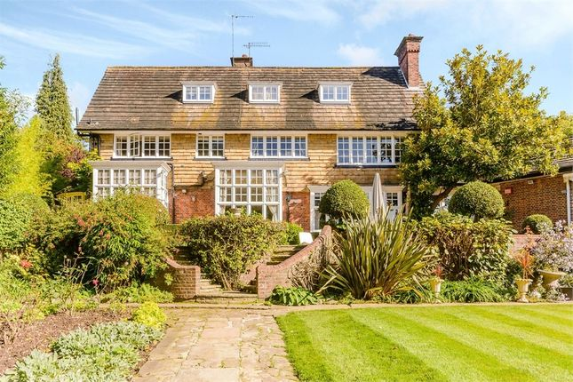 Thumbnail Detached house for sale in Sudbury Hill, Harrow, Greater London