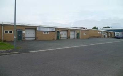 Thumbnail Light industrial to let in Unit 14, Croft Court Industrial Units, Butts Close, Thornton Cleveleys