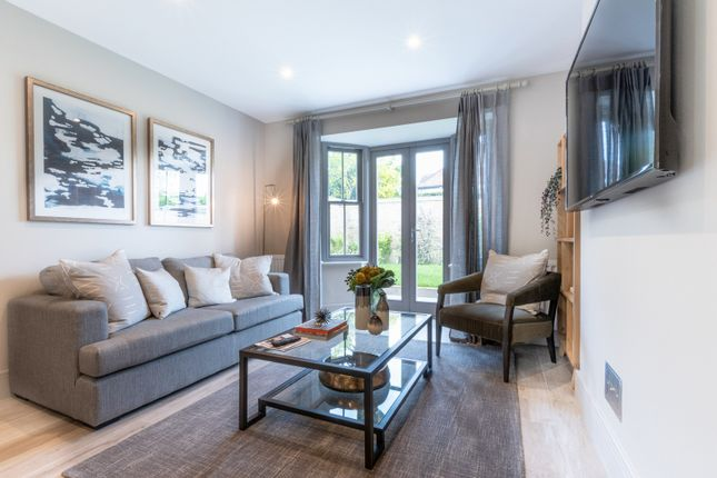 Lounge of Queens Drive, Thames Ditton KT7