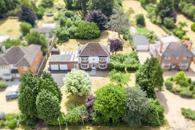 Thumbnail Detached house for sale in Cranford Road, Barton Seagrave