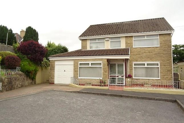 Thumbnail Detached house for sale in St. Marys Close, Merthyr Tydfil