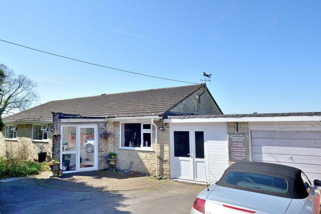 Thumbnail Detached bungalow for sale in 43 Breach Lane, Shaftesbury, Dorset