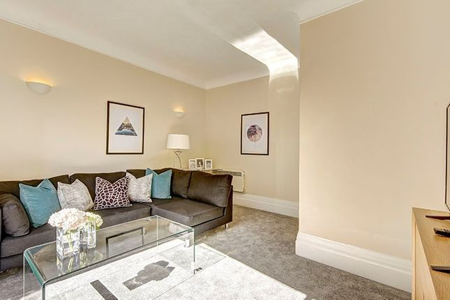 Thumbnail Flat to rent in Strathmore Court, London