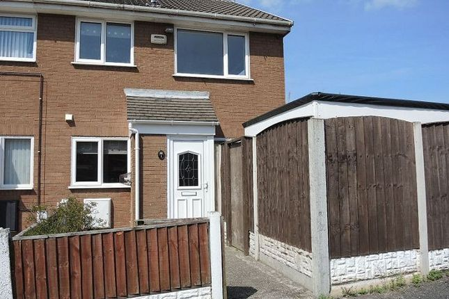 Thumbnail Town house to rent in Mercer Drive, Walton, Liverpool