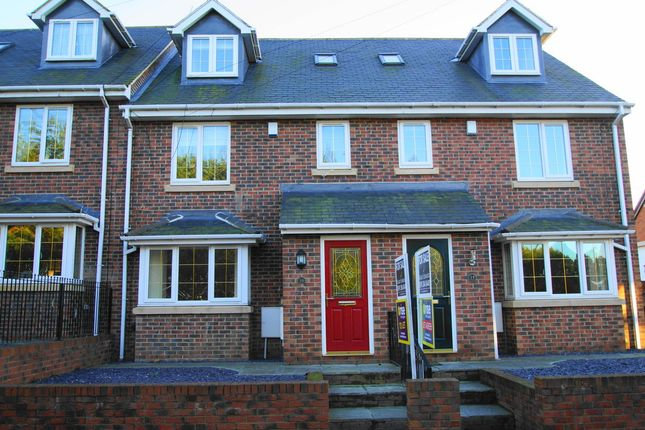 Thumbnail Detached house to rent in Fairfalls Terrace, New Brancepeth, Durham